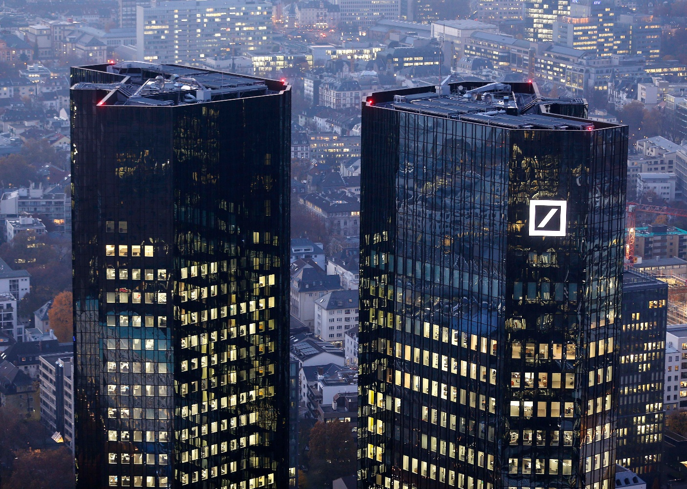 Deutsche Bank proposes a new bailout of 150,000 million for European banks
