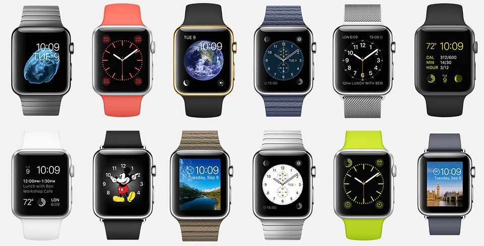 Apple Watch sales fall 55% in the second quarter