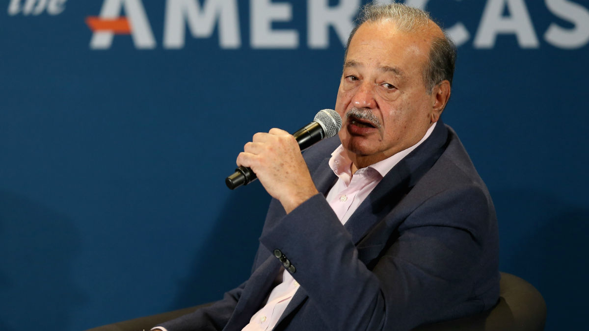 Carlos Slim's bid on construction FCC concludes Friday
