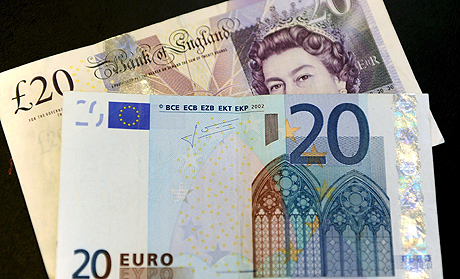 The euro and pound rise after the decision of the Bank of England