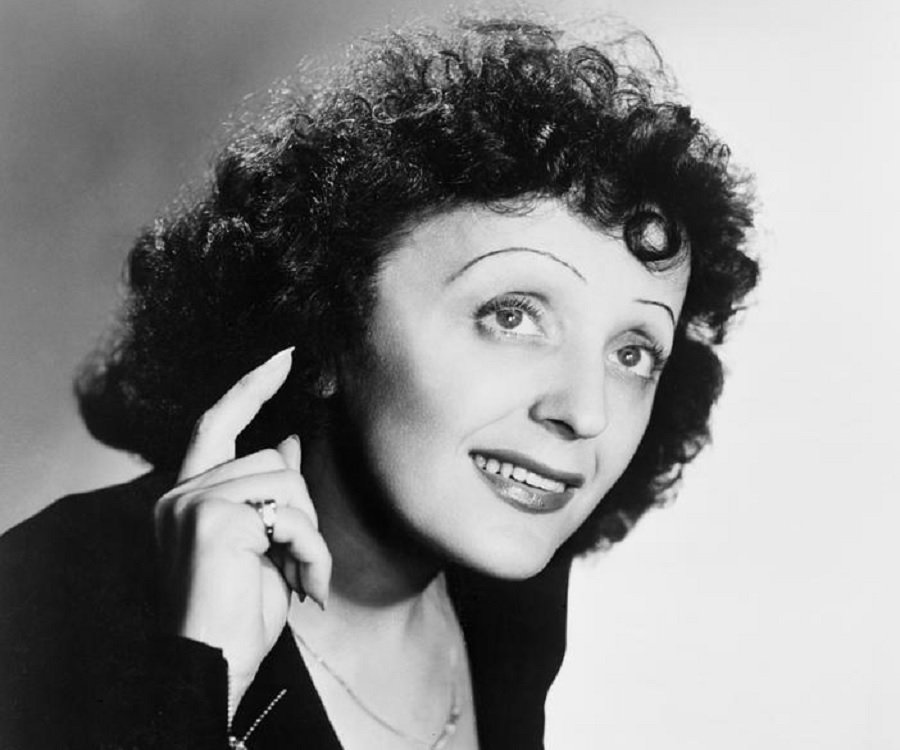 edith piaf project Edith piaf biography édith piaf (born édith giovanna gassion, 19 december, 1915 – 11 october, 1963), was a french singer and cultural icon who became universally regarded as france's greatest popular singer.