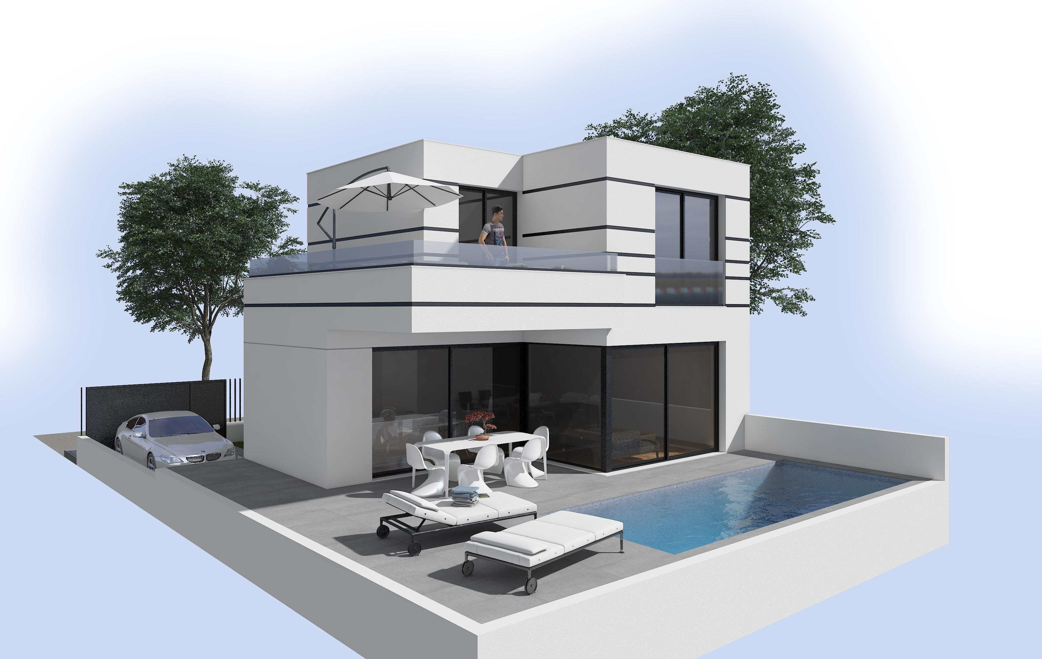 Villas innovadoras en Alicante
