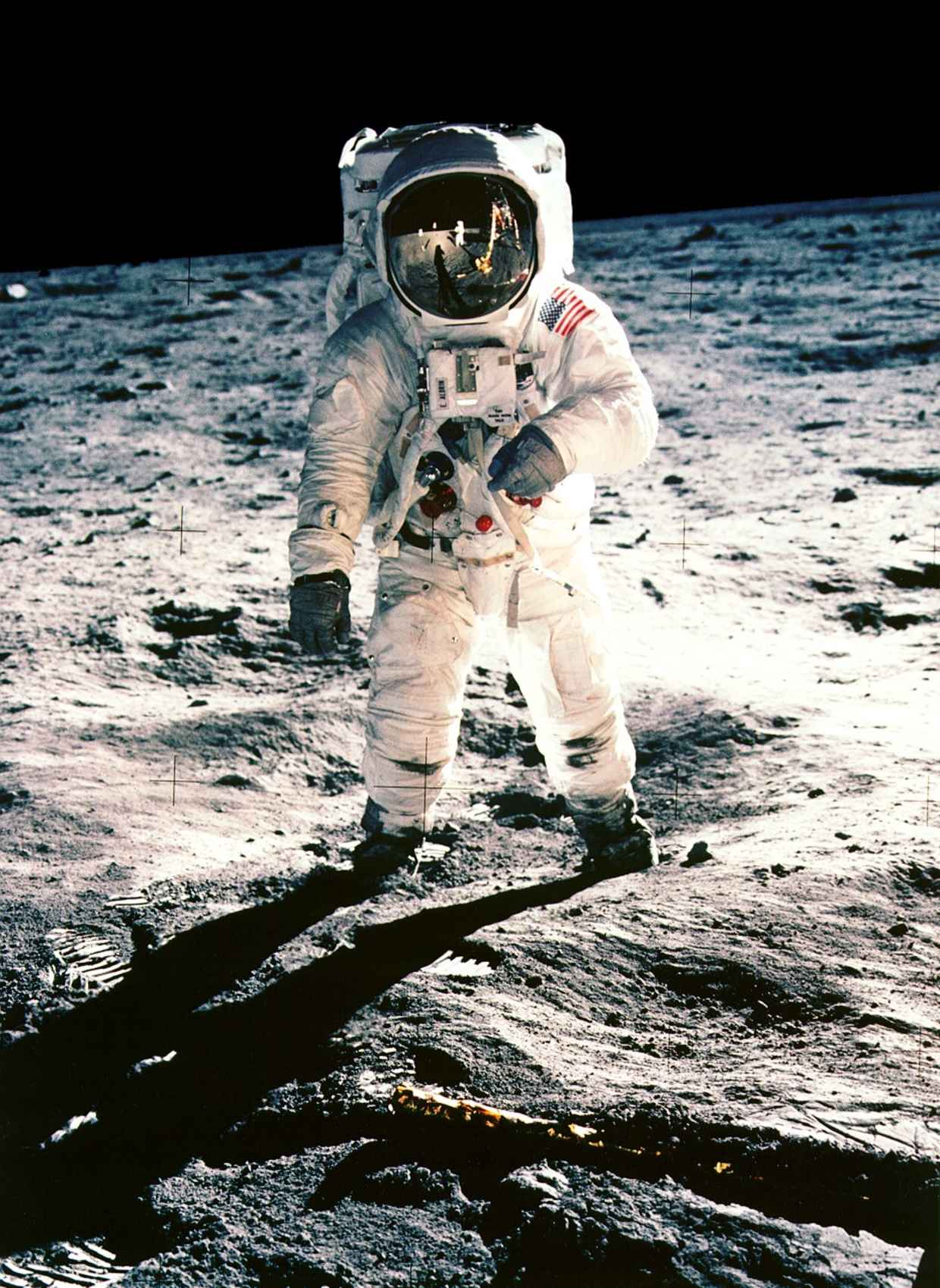 Life Lessons from Legendary Astronaut Buzz Aldrin (INTERVIEW)