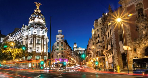 Serrano street in Madrid, the most expensive to buy housing ...