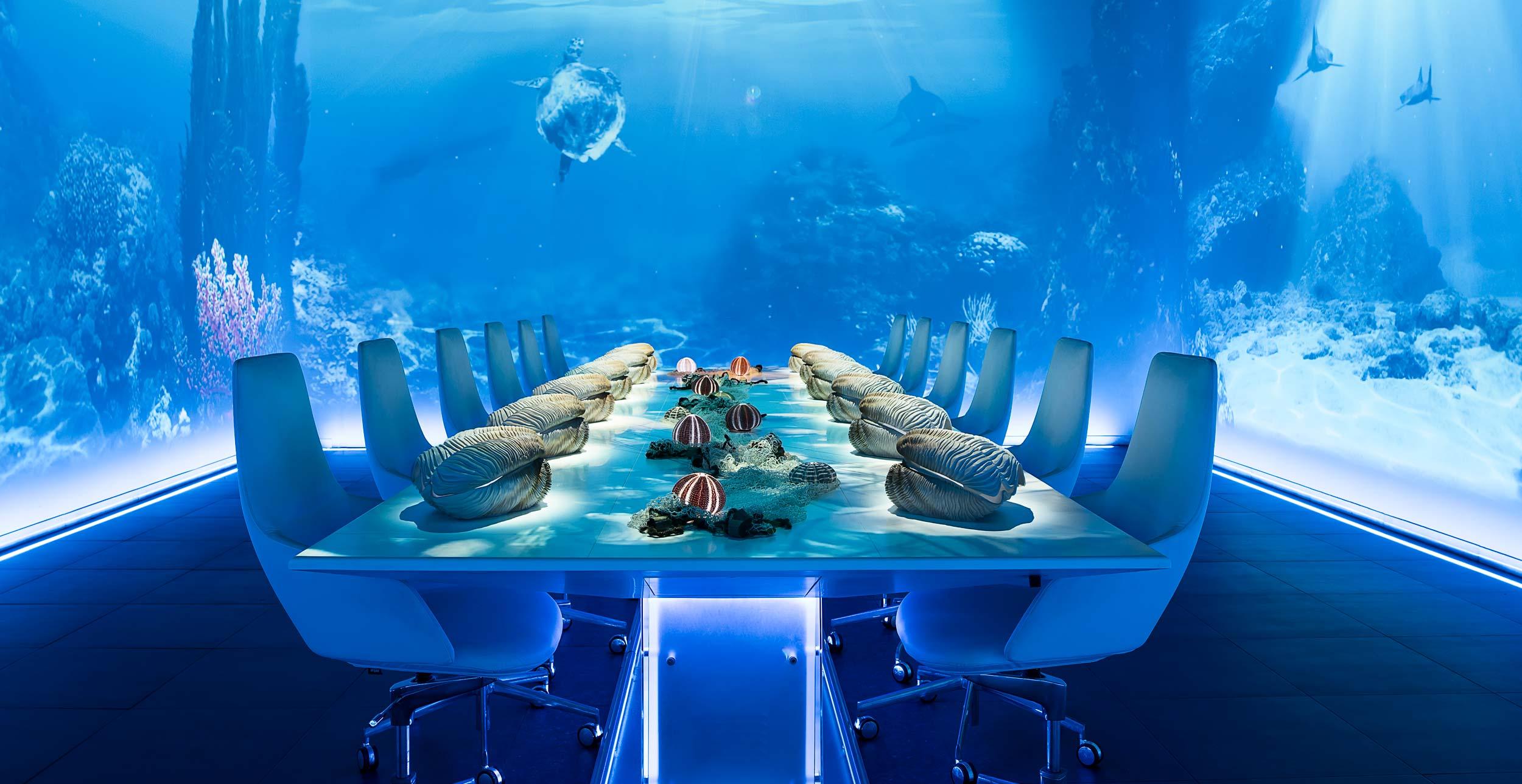 Sublimotion, el restaurante más caro del mundo